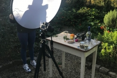 Fotosession mit Firma Weck