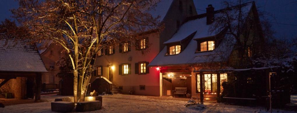 Weihnachtsmarkt Wettelbrunn – Weingut Wagenmann und Hofgut Tellmann