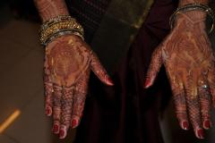 Mehndi-Design Braut