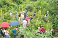Offener Bauerngarten